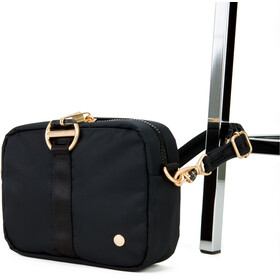 Pacsafe Citysafe CX Square Crossbody Bag Damen black